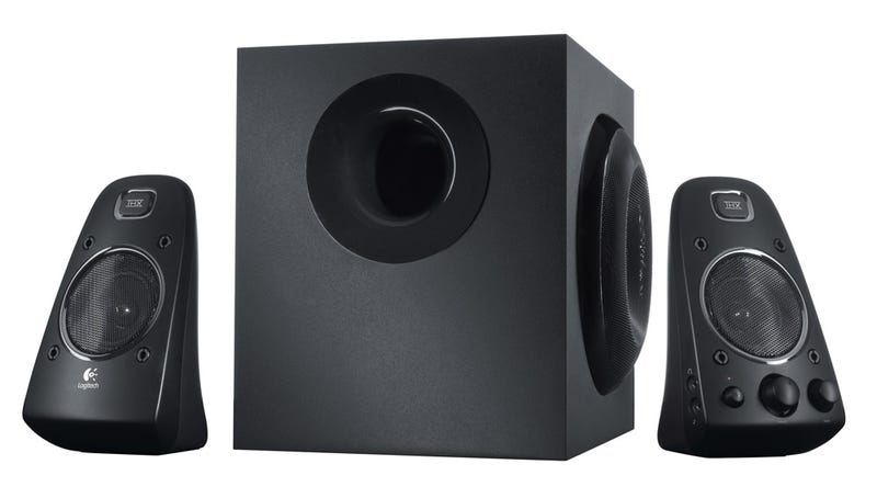 Logitech's Z623 Speakers Are Their 2.1 THX-Certified Successor