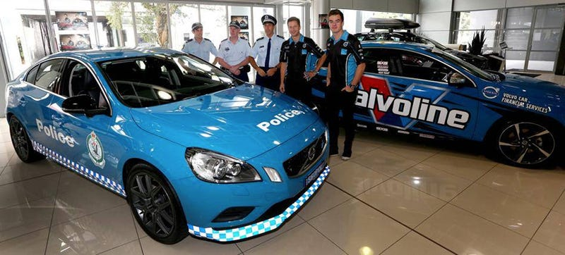 High-Performance Volvo Polestar Will Be Australia's Coolest Cop Car