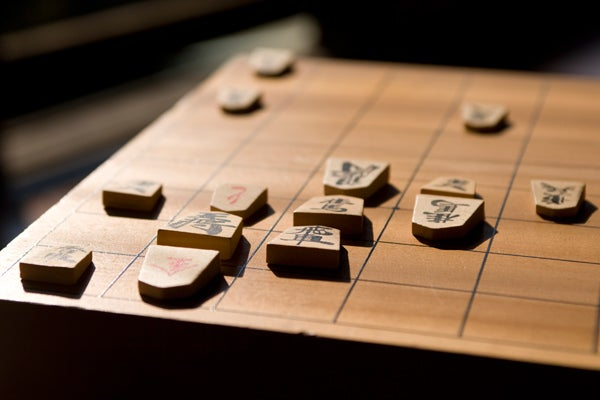 Computer Beats Human at Japanese Chess For First Time