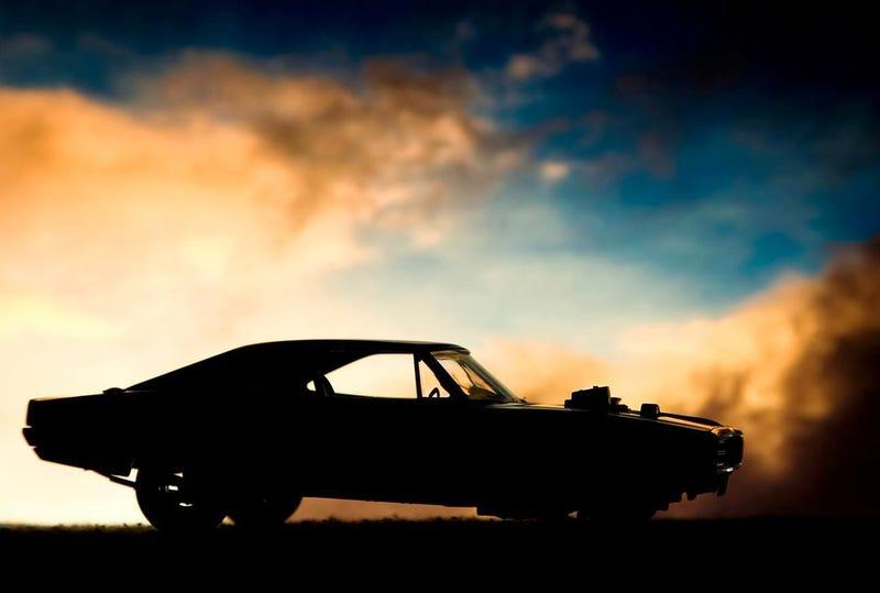 I like Top Gear US