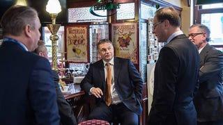 Orbán Viktor ezt kissé benézte