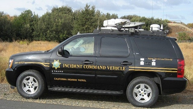 This Mobile Command Center Communicates Every Which Way But Smoke Signal