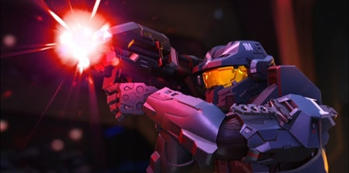 War Is A Clean And Weightless Hell In Halo Legends