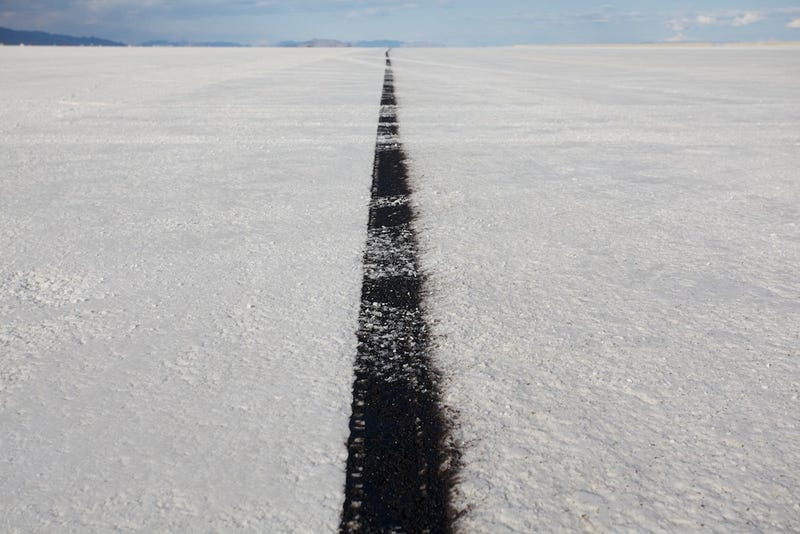 Land Speed History Is Rapidly Disappearing. Can We Save The Salt Flats?