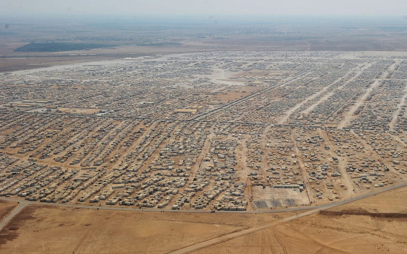 9 Massive Refugee Camps That Are Home to Nearly 1.5 Million People