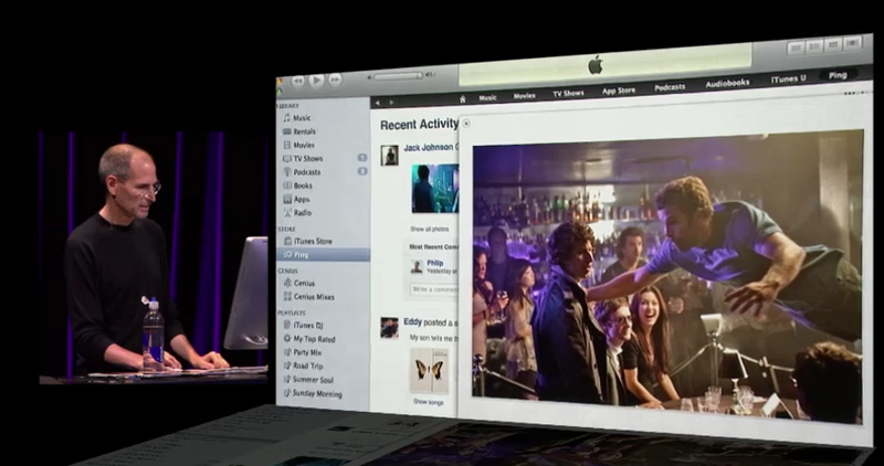 iTunes 10 Gets a Streamlined Interface, Adds a Social Network for Music