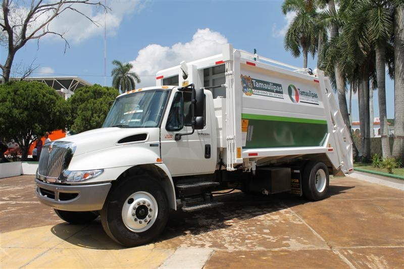 How Does Your Local Garbage Truck Look?