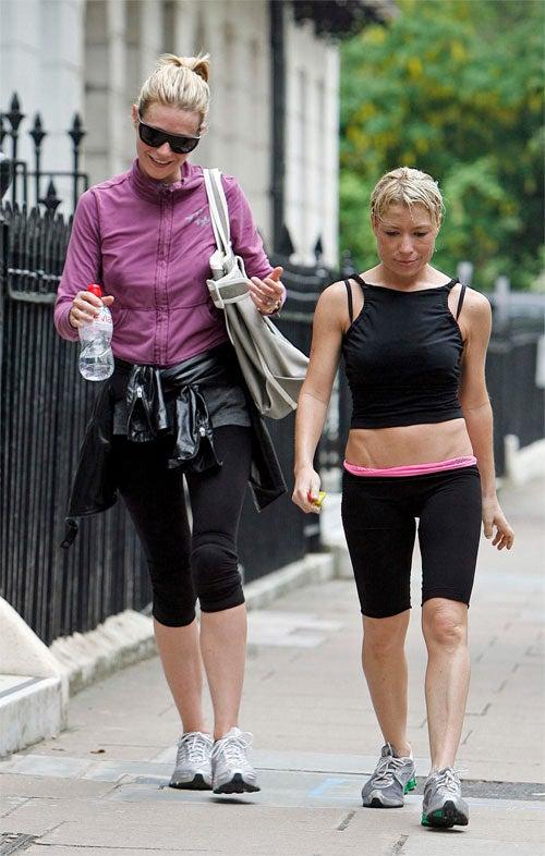 Dear Gwyneth: Your Chest Is Leaking