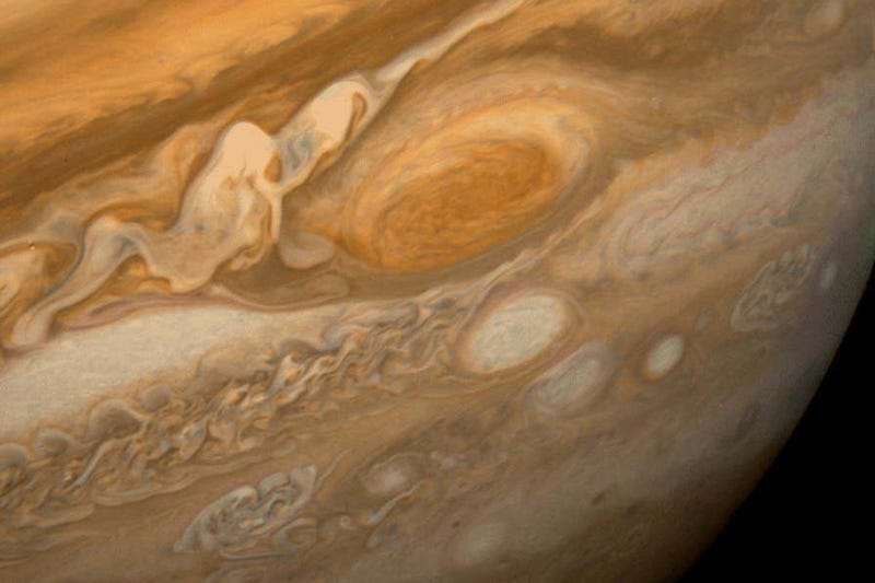 Jupiter's Great Red Spot is mysteriously shrinking in a dramatic way