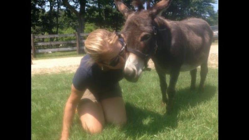 Katie Couric Kisses Ass
