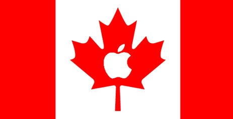 Apple Takes iTunes TV to Canada