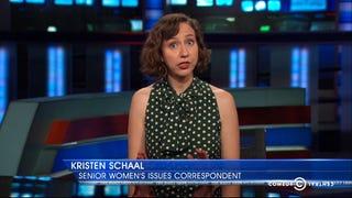 'United We Sit!' <i>The Daily Show</i>Boldly Supports Manspreading