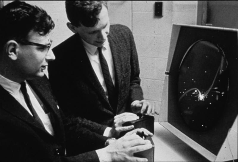 Play Spacewar!, The Pentagon-Funded Video Game From 1962