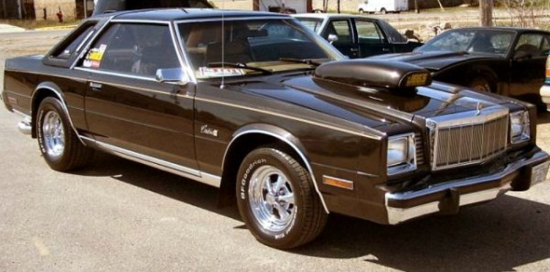 For $8,500, Damn Corinthian Leather, You So Fine