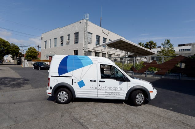 San Francisco Anarchists Slash Tires of Google Shopping Express Van