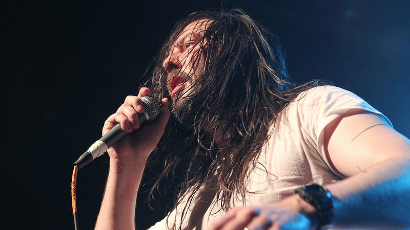 Andrew W.K. Knows How to Get This Party Started