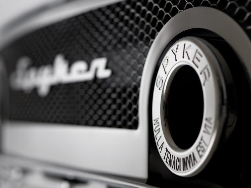 I Suddenly Want A Spyker