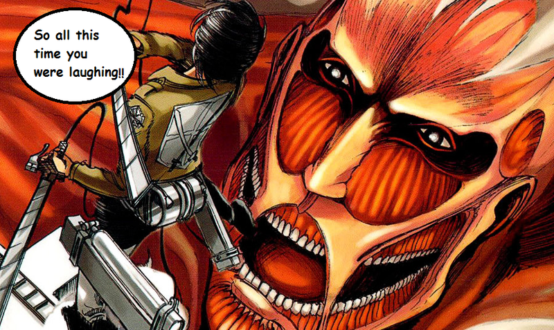 Some Attack On Titan Secrets Revealed By Creator