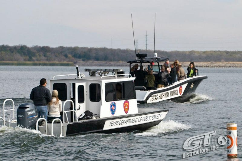 The Texas State Police Now Has A Crazy Gunboat Fleet