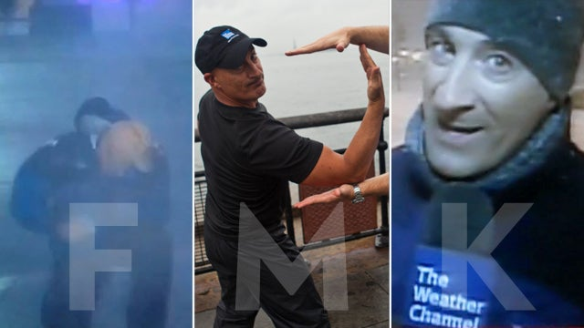 Fuck, Marry, Kill: Jim Cantore Severe Weather Edition