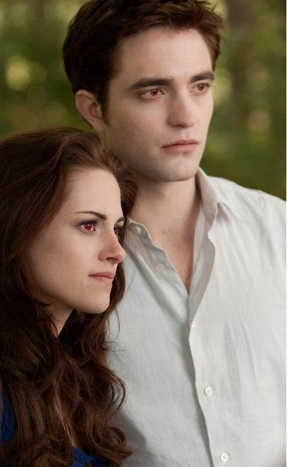 New Twilight: Breaking Dawn Photos