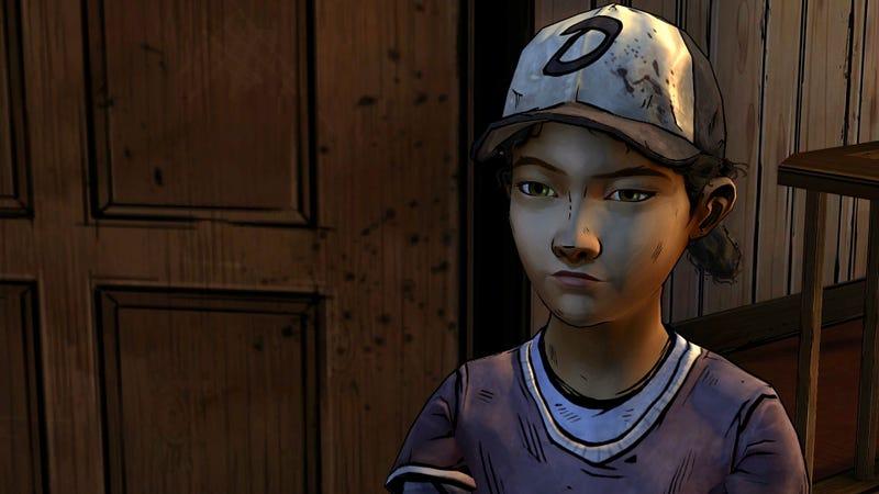 The Walking Dead's Not-So-Secret Weapon: Clementine