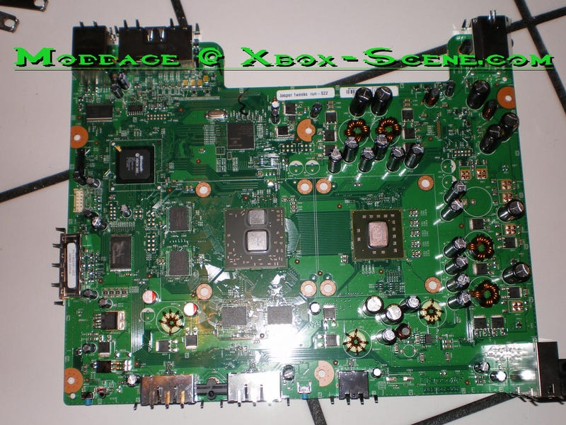 New Xbox 360 Motherboard Leaked, Has 256MB Flash Memory