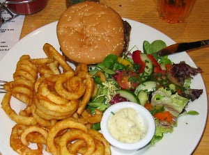 Healthy Menu Options Trick Your Mind into Ordering Fries