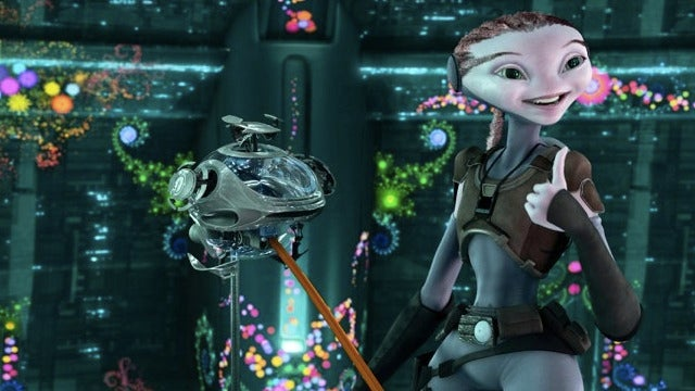 Mars Needs Moms: Better Than You're Expecting