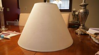 Happy Lamp Shade Awareness Day!