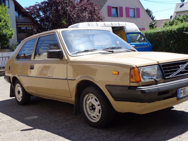 What would be a NP for this PRISTINE 1984 Swedish import Volvo 340?