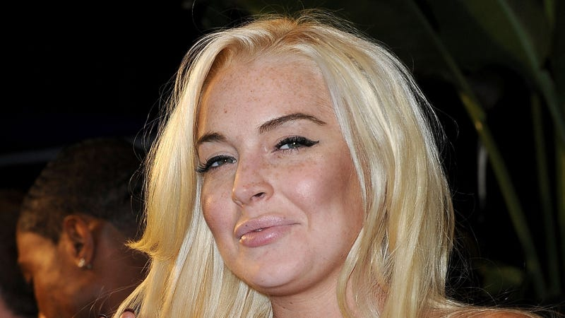 Creepy Millionaire Drops Theft Charges Against Lindsay Lohan Because 'What's Mine Is Yours'