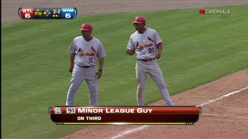 Meet Minor League Guy On Third, The Most Fascinating Cardinals Prospect Since Albert Pujols