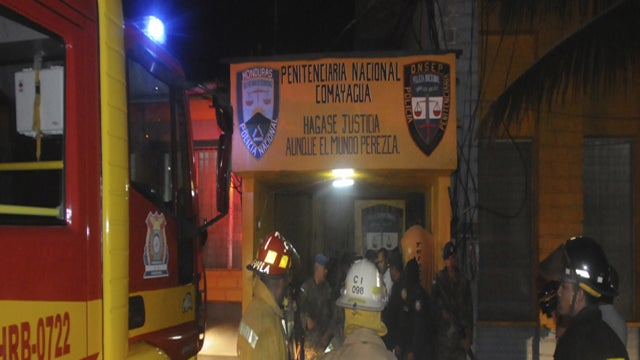 Honduran Prison Fire Kills 350