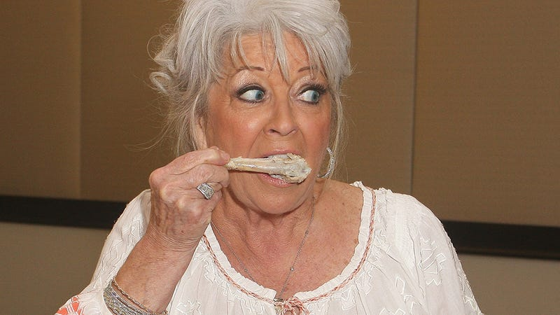 Paula Deen Feels Like 'That Black Football Player Who Came Out'