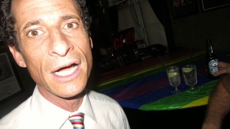 I Found Anthony Weiner At a Gay Bar