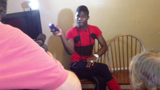 Mother Who Gave Gay Son Stun Gun to Fend Off High School Bullies Says She Had No Choice