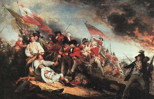 Must We Have Another Revolutionary War to Steal England's Precious Food? (Yes)