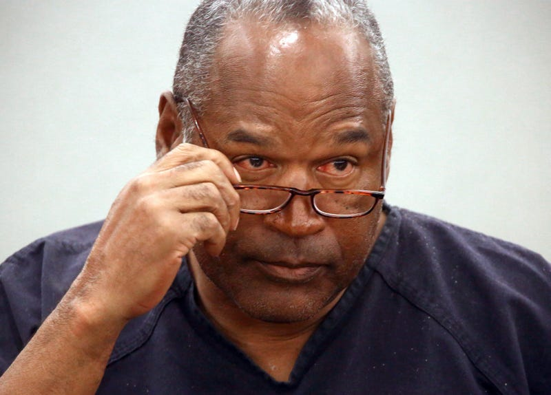 OJ Simpson Wants to Play Himself on Anger Management