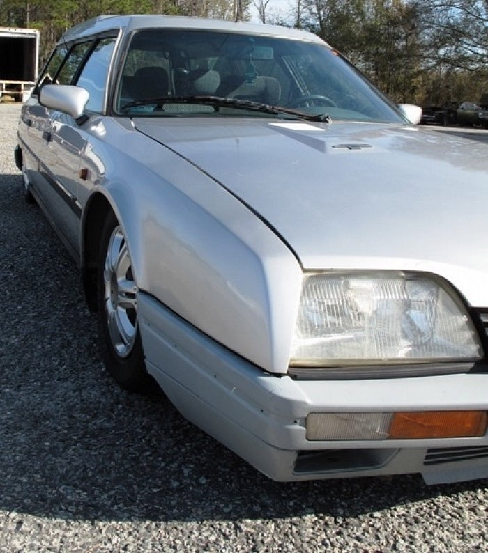For $7,500, It's a Familiale Affair