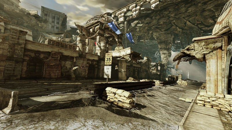 All of Gears of War 3's Multiplayer Maps and Modes In All of Their Glory