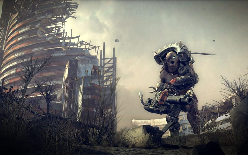 RAGE's Desolate Future Doesn't Look Like it's Worth Fighting For