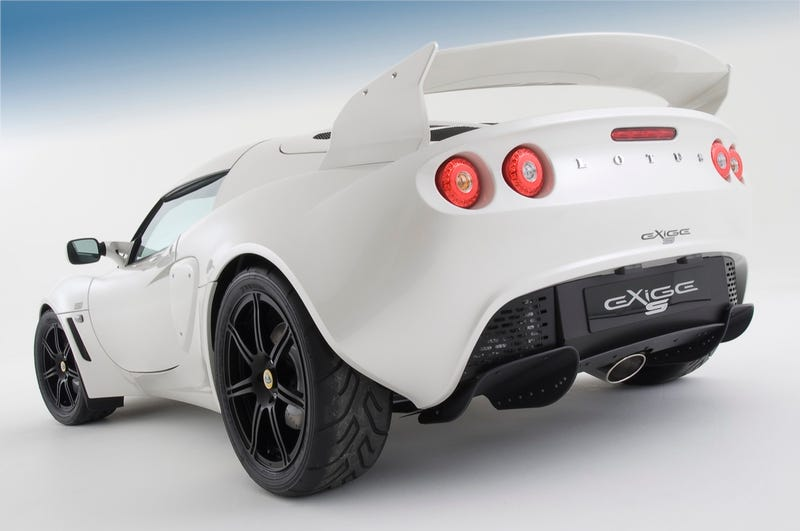 2010 Lotus Exige S 260 Sport: The Most Powerful Exige Ever