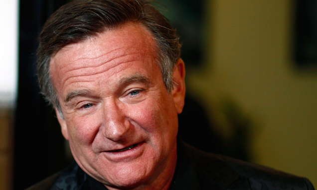"Sheriff's Office: Robin Williams Died From ""Asphyxia Due to Hanging"""
