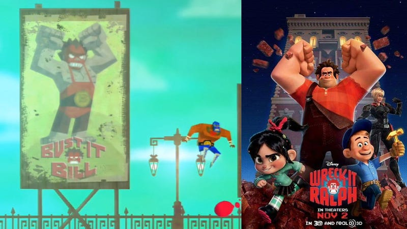 The Many Memes, References and Homages of Guacamelee!