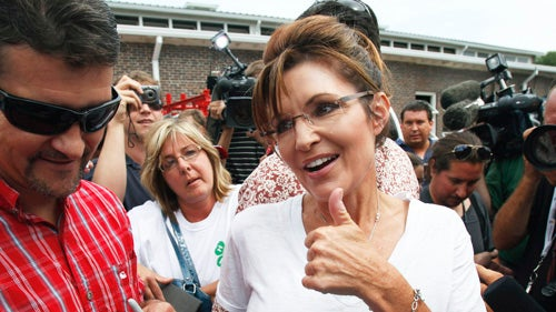 Republicans Really Don't Want Palin to Enter Presidential Race