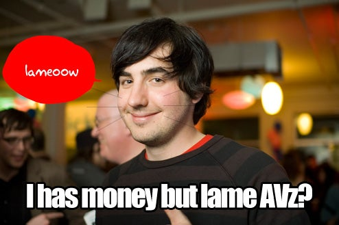 Kevin Rose Sets Up Lame Home Theater System (Verdict: BURIED!)