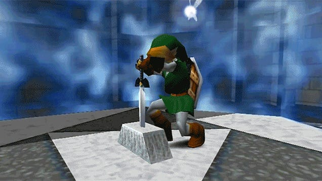The History of Zelda as Told by Commercials