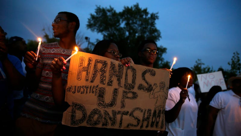 People Are Getting Along in Ferguson Now That the Local Cops Are Gone
