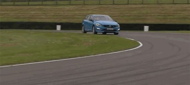 Volvo's Former Touring Car Enemy Says The V60 Polestar Is Great